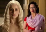 Emilia Clarke, game of thrones, juego de tronos