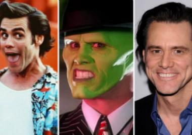 Jim Carrey, 10 películas, actor de Hollywood, comedia, Ace Ventura, La máscara, personajes,