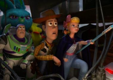 Toy Story 4, Toy story, sinopsis, crítica, estreno, Woody, Buzz, Forky, Bonnie,