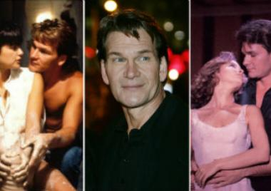 Patrick Swayze, peliculas, recordar, Ghost, la sombra del amor, Demi Moore, Dirty Dancing, cine, Hollywood
