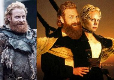 game of thrones, tormund, Kristofer Hivju, Tormund y brienne, salvaje Game of Thrones
