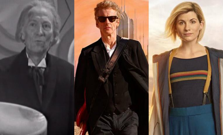peter capaldi, primer doctor, doctor who,Jodie Whittaker, bbc, que es doctor who, de que trata doctow who, jodie w