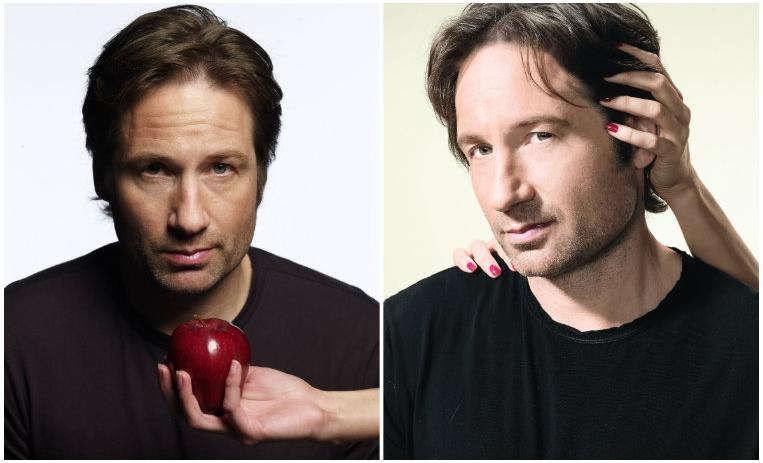 david duchovny, adictos al sexo, expedientes secretos x, x files,actores, cine