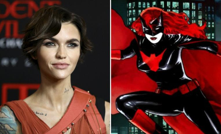 ruby rose, batwoman, arrowverse, superheroes, series, the cw, ruby rose como batwoman