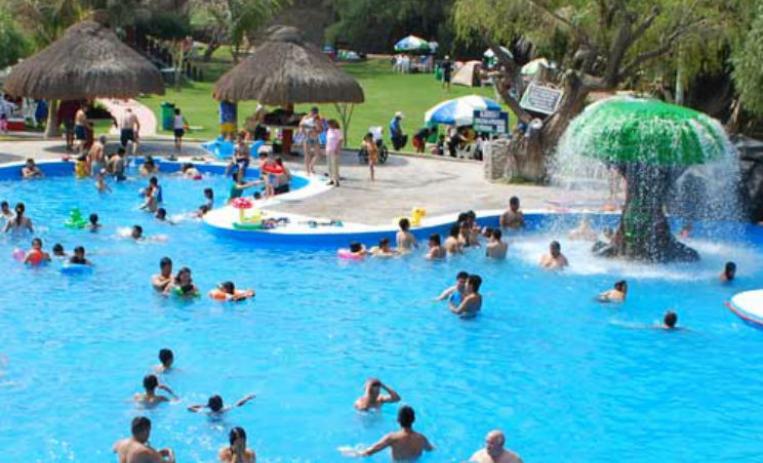Balneario Baño Grande En Hidalgo:Los 10 mejores balnearios de Hidalgo