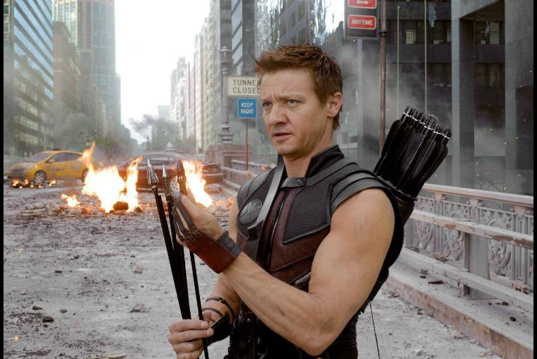 Hawkeye, Jeremy Renner, superhéroes, Avengers 4, Universo Marvel, películas,