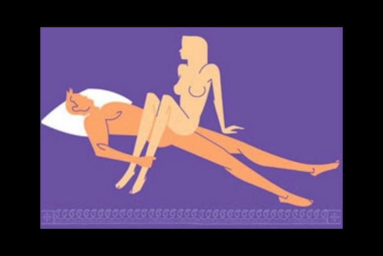 Las 10 posiciones sexuales más difíciles